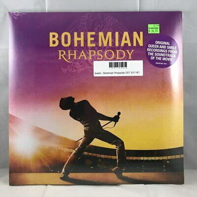 Queen - Bohemian Rhapsody OST 2LP NEW