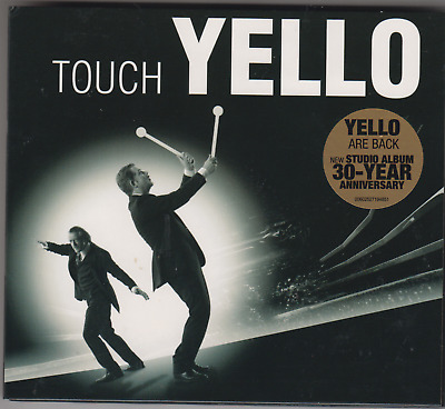 Touch Yello von Yello ( Digipack )