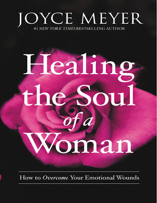Healing the Soul of a Woman by Joyce Meyer (Electronic Book Only)