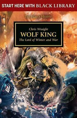 Wolf King (Black Library Summer Reading) by Wraight, Chris, NEW Book, FREE & Fas