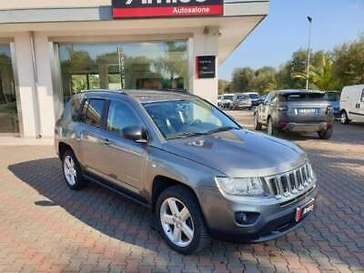 JEEP Compass 2.2 CRD Limited Problema