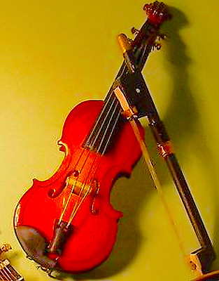 Dolls House Miniature  Violin -accessory -musical instrument 1:12 Streets Ahead