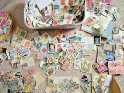 half penny stamps,old stamp Collection,thousands antique,modern,worldwide