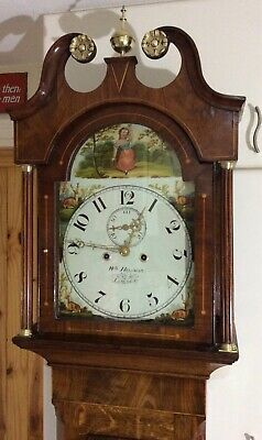 Longcase/Grandfather Clock - Lincolnshire Maker