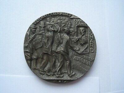 Ww1 Lusitania Medal,excellent Condition