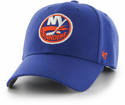 NHL New York Islanders Cap Basecap 47Brand adjustable Baseballcap MVP Wool Kappe