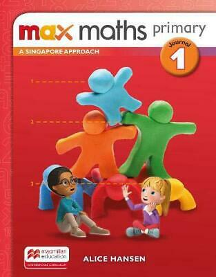 Max Maths Primary a Singapore Approach G by , NEW Book, (Paperback) FREE & Fast