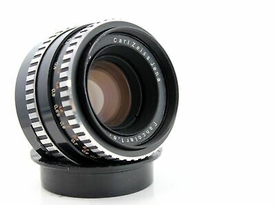 CARL ZEISS Jena PANCOLAR 50mm f/1.8 M42 Mount Camera Lens - H59