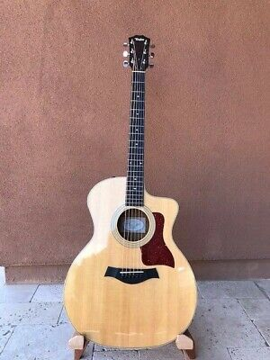 Taylor 214ce-koa Dlx Es2 Limited Bargain Item Eleaco Guitar taylor 214ce-koa Dl Guitars & Basses