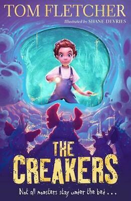 The Creakers by Fletcher, Tom, NEW Book, (Paperback) FREE & Fast Delivery
