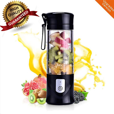 Best Portable Blender USB Juicer Cup -with USB Charger Fruit Mixing Machine 2019