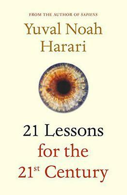 21 Lessons for the 21st Century by Harari, Yuval Noah, NEW Book, (Hardcover) FRE