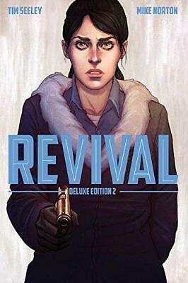 Revival Deluxe Collection Volume 2 HC by frison, jenny, NEW Book, FREE & Fast De