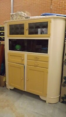 REDUCED Old Vintage Kitchen cabinet cupboard dresser