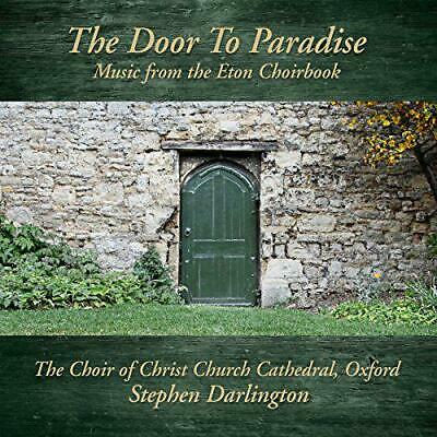 The Door To Paradise, The Choir Of Christ Church Cathe, New,  Audio CD, FREE & F