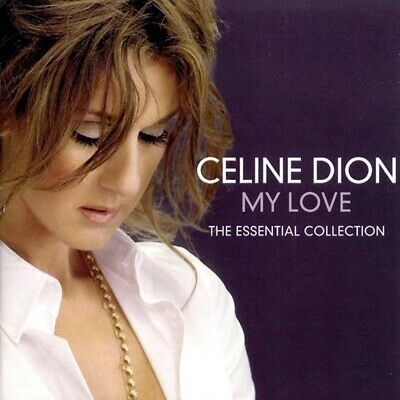 [Music CD] Celine Dion - My Love: Essential Collection