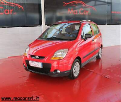 Chevrolet matiz 800 gpl eco logic 2008