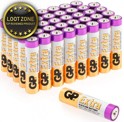 AAA Batteries Pack of 40-1.5V / Micro/Mini / Penlite / LR03 by GP Extra...