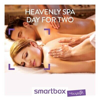 Heavenly Spa Day For Two Gift Experiences - 390 Blissful Spa Days For Two People