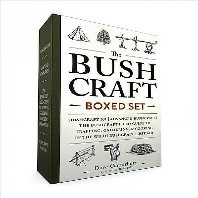 Bushcraft : Bushcraft 101 / Advanced Bushcraft / The Bushcraft Field Guide to...