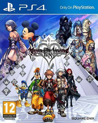 Kingdom Hearts HD 2.8 Final Chapter Prologue (PS4) BRAND NEW AND SEALED - IMPORT
