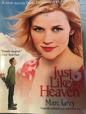 Just Like Heaven by Marc Levy (2005, Paperback)