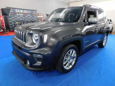 Jeep Renegade 1.3 T4 150CV DDCT Limited - KM0