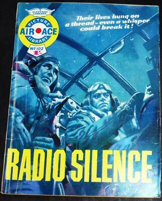 Air Ace No.102 Radio Silence see both images for condition