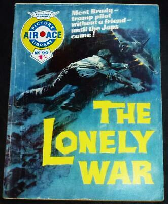 Air Ace No.99 The Lonely War see both images for condition