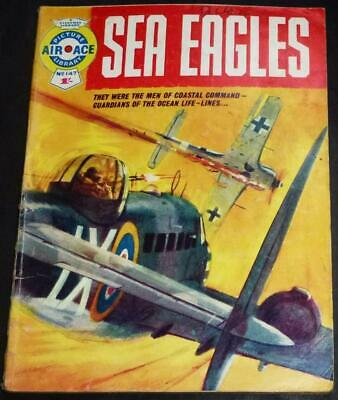 Air Ace No.147 Sea Eagles see both images for condition