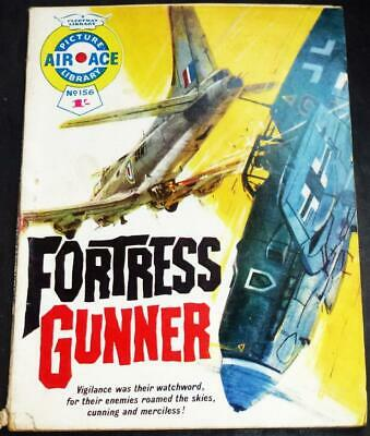 Air Ace No.156 Fortress Gunner see both images for condition