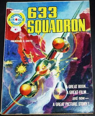 Air Ace No.212 - 633 Squadron see both images