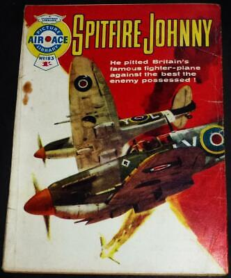 Air Ace No.183 Spitfire Johnny see both images