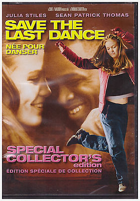SAVE THE LAST DANCE (DVD, 2010, Special Edition) NEW