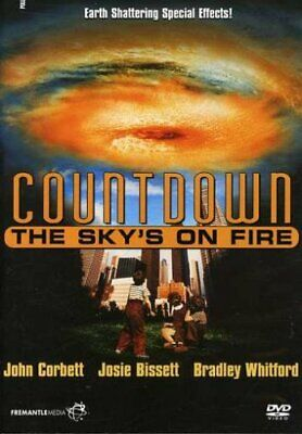 Countdown The Sky's On Fire (DVD, 20050 NEW