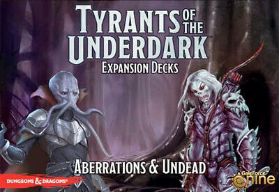 Dungeons & Dragons: Tyrants of the Underdark Board Game Expansion: Aberration...