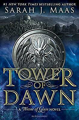 Tower of Dawn (Throne of Glass), Maas, Sarah J, New Book