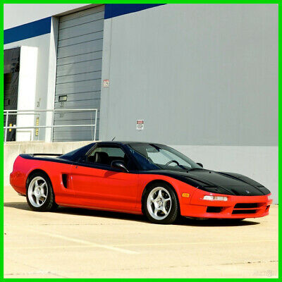 1991 Acura NSX Coupe 1991 Acura NSX  3L V6 24V Manual
