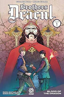 BROTHERS DRACUL VOL. 1 TPB by Bunn, Cullen, NEW Book, FREE & Fast Delivery, (Pap