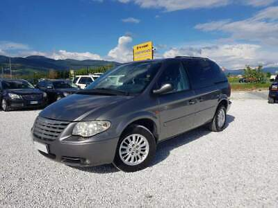 Chrysler Voyager 2.5 CRD cat LX -Diesel *Problemi al Cambio*