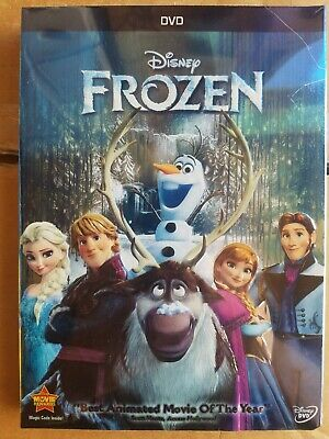 Frozen (DVD, 2018) brand new free shipping