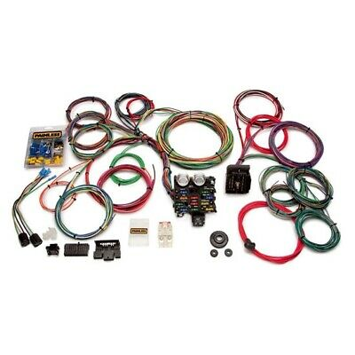 Wondrous Speedway 22 Circuit Universal Street Rod Wiring Harness W Detailed Wiring Cloud Oideiuggs Outletorg