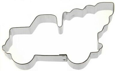 Truck with Tree Cookie Cutter 5''  NEW!