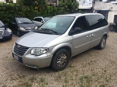 Chrysler voyager 2.8 crd cat lx auto * comandi per disabili *