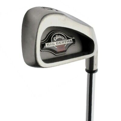 Callaway Golf Club Big Bertha 1994 3-PW Iron Set Firm Graphite Standard Value