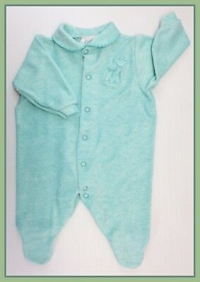 🔴Vintage Unisex Infant Carters Brand Terry Cloth One-Piece Sleeper Giraffe 0-3?