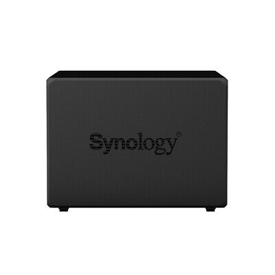 Synology DiskStation DS1019+ NAS/storage server Ethernet LAN Tower Black