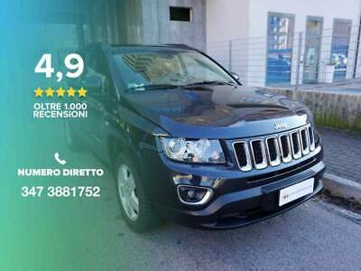 Jeep Compass 2.2 crd North 4WD