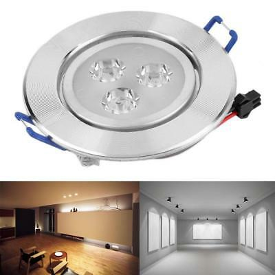 Design Recessed LED Wall Lamp 3W Spot Lamp Bulb Light Warm / Cold White AE