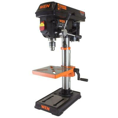 WEN 10 in. Drill Press with Laser 4210T - Sealed